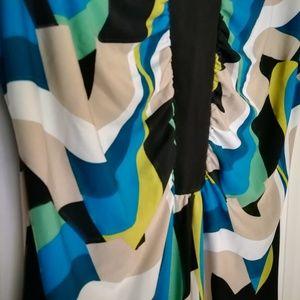 Alfani Dresses - Alfani multicolored dress